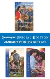 Harlequin Special Edition January 2018 Box Set 1 of 2