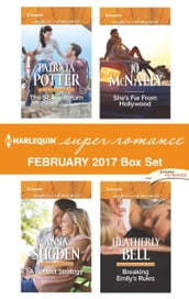 Harlequin Superromance February 2017 Box Set