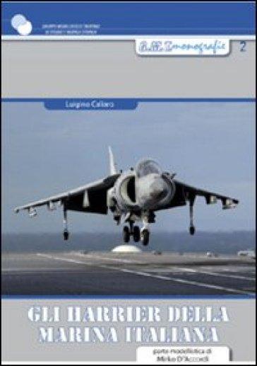 Gli Harrier della marina militare italiana - Luigino Cagliaro | Rochesterscifianimecon.com
