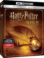 Harry Potter - 8 Film Collection (8 Blu-Ray 4K Ultra Hd+8 Blu-Ray)