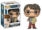 Harry Potter - Pop Funko Vinyl Figure 42 Harry With Marauders Map 9Cm