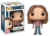 Harry Potter - Pop Funko Vinyl Figure 43 Hermione With Time Turner 9Cm