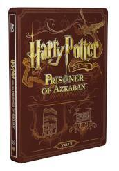 Harry Potter E Il Prigioniero Di Azkaban (Ltd Steelbook)