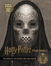 Harry Potter: The Film Vault - Volume 8: The Order of the Phoenix and Dark Forces
