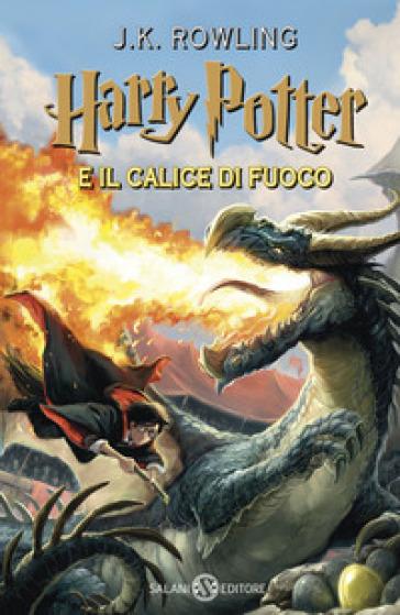 Harry Potter e il calice di fuoco. 4. - J. K. Rowling  