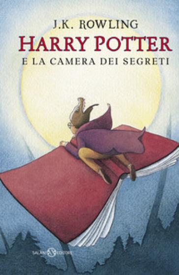Harry Potter e la camera dei segreti. 2. - J. K. Rowling | Jonathanterrington.com