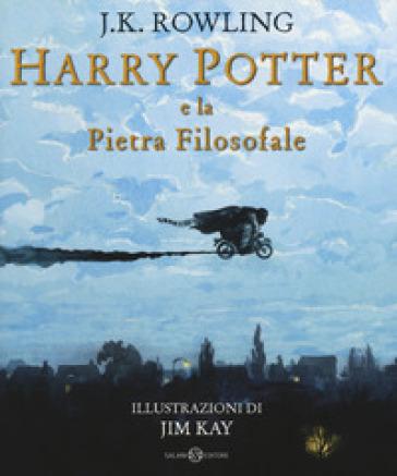 Harry Potter e la pietra filosofale. Ediz. a colori. 1. - J. K. Rowling |