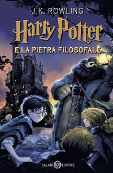 Harry Potter e la pietra filosofale. 1. - J. K. Rowling | Thecosgala.com