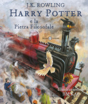 Harry Potter e la pietra filosofale. Ediz. illustrata. 1.