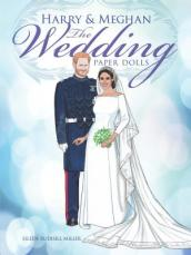 Harry and Meghan The Wedding Paper Dolls