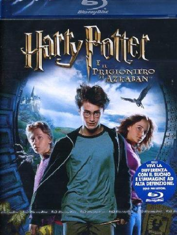 Harry potter e il prigioniero di azkaban (Blu-Ray)