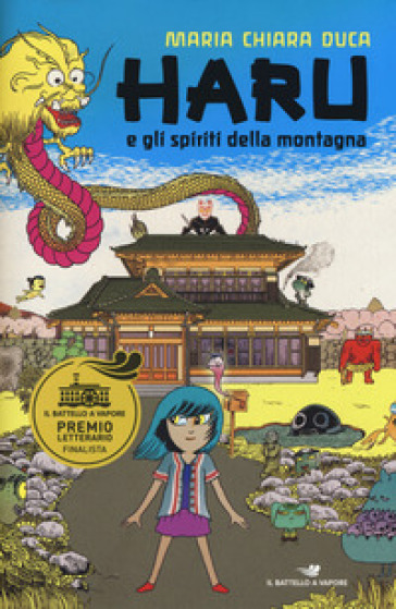 Haru e gli spiriti della montagna - Maria Chiara Duca pdf epub