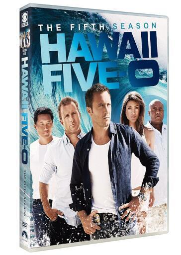 Hawaii five-0 - Stagione 05 (6 DVD)