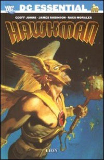 Hawkman - Geoff Johns |