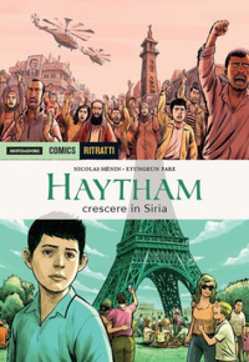 Haytham. Crescere in Siria