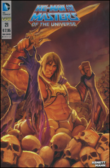 He-Man and the masters of the universe. 21. - Dan Abnett |