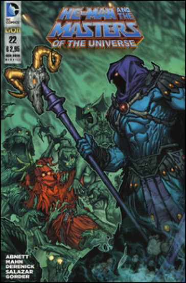 He-Man and the masters of the universe. 22. - Dan Abnett | Rochesterscifianimecon.com