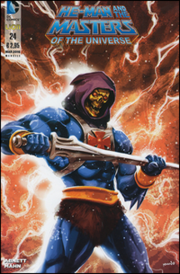 He-Man and the masters of the universe. 24. - Dan Abnett |