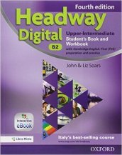 Headway digital. Upper-intermediate. Entry checker-Student's book-Workbook. Without key. Con e-book. Con espansione online. Per le Scuole superiori