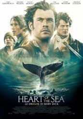 Heart of the sea - Le origini di Moby Dick (2 Blu-Ray)(3D)