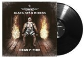 Heavy fire (Black LP)
