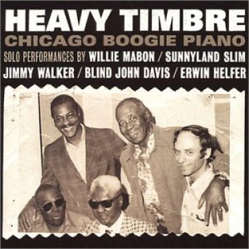 Heavy timbre -chicago...