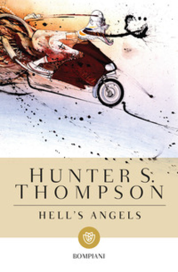 Hell's Angels - Hunter S. Thompson |