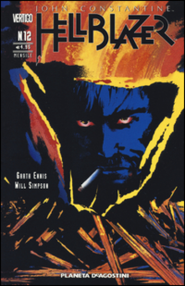 Hellblazer. 12. - Garth Ennis | Rochesterscifianimecon.com