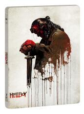 Hellboy (2 Blu-Ray)(4K UltraHD+Blu-ray) (+10 card da collezione) (steelbook)