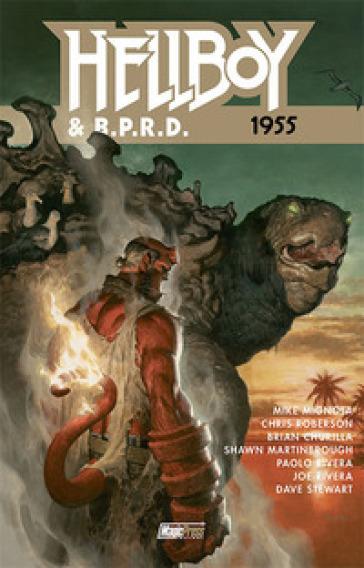Hellboy & B.P.R.D.. 4: 1955 - Mike Mignola |