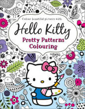 Hello Kitty: Pretty Patterns Colouring Book