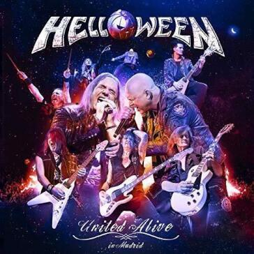 Helloween - United Alive (2 Blu-Ray)