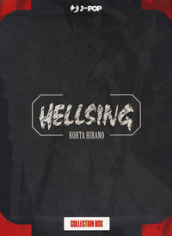 Hellsing. Collection box. 1-5.