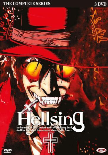 Hellsing - The Complete Series (Eps 01-13) (3 Dvd)