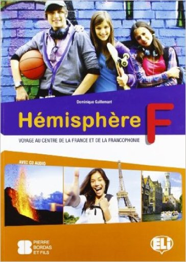 Hemisphere. Volume F. Con CD Audio. Per la Scuola media