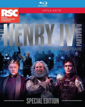 Henry iv, part 1 & 2 - special edition (2pc)