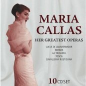 Her greatest operas (10cd)box
