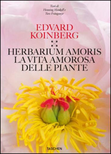 Herbarium amoris. Ediz. italiana, spagnola e portoghese - Henning Mankell  