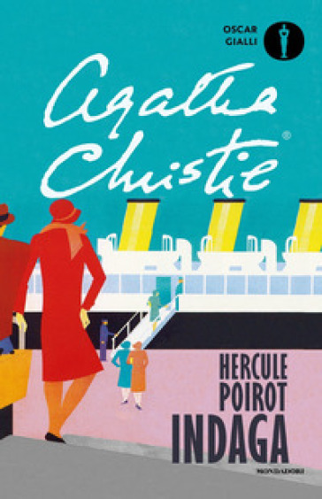 Hercule Poirot indaga - Agatha Christie |