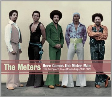 Here comes the meter man