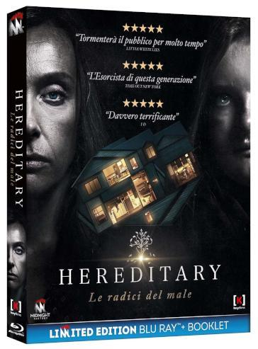 Hereditary - Le radici del male (Blu-Ray)(DVD+booklet) (limited edition)