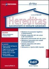 Hereditas. Successioni e volture catastali. CD-ROM