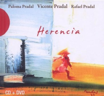 Herencia -cd+dvd-