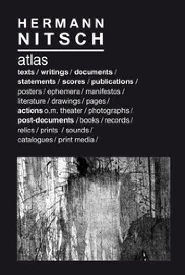 Hermann Nitsch atlas - Hermann Nitsch  
