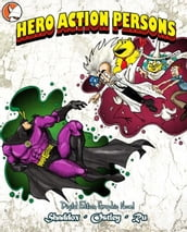 Hero Action Persons- Graphic Novel