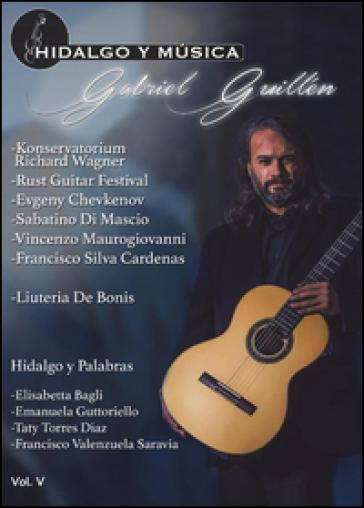 Hidalgo y musica. 5. - Emanuela Guttoriello | Rochesterscifianimecon.com