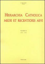 Hierarchia catholica. 9.1903-1922