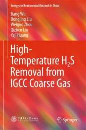 High-Temperature H2S Removal from IGCC Coarse Gas