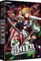 High school of the dead (2 DVD)(serie completa)