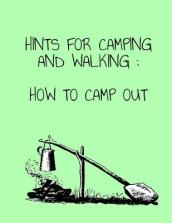 Hints for Camping and Walking